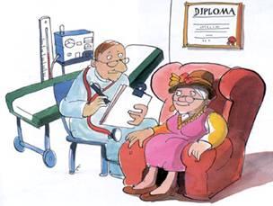 Benessere degli operatori e capacitá di relazione con i pazienti